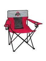 Ohio State Buckeyes Elite Folding Chair