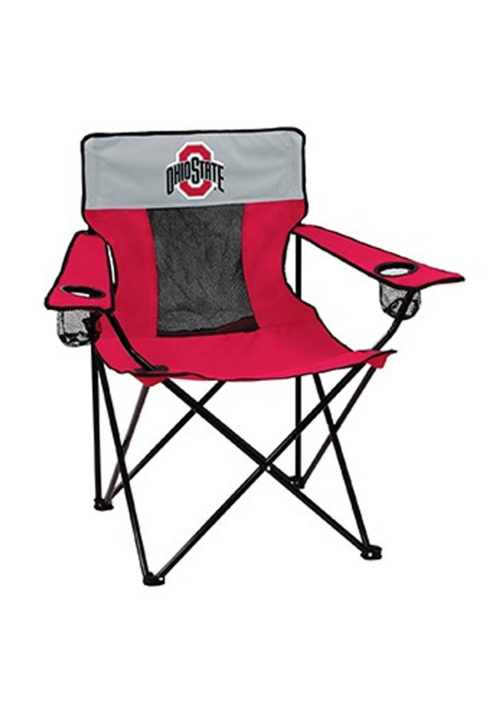 Ohio State Buckeyes Elite Folding Chair