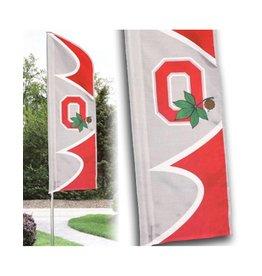 Ohio State Buckeyes 6 ft. Swooper Flag Kit