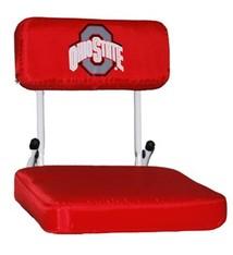 Ohio State University Logo Hardback Stadium Seat