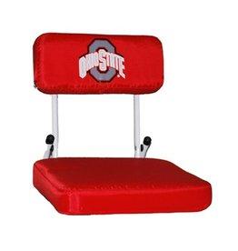 Ohio State Buckeyes Hardback Stadium Seat