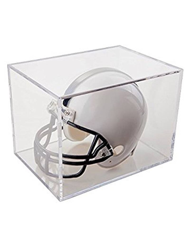 BallQube Grandstand Mini Helmet Display