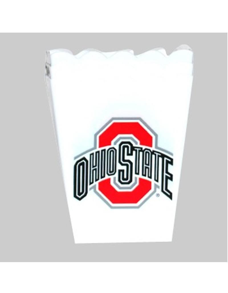 Ohio State University 3Pk Popcorn Holder