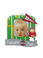 Ohio State University Future Fan Ornament Photo Frame