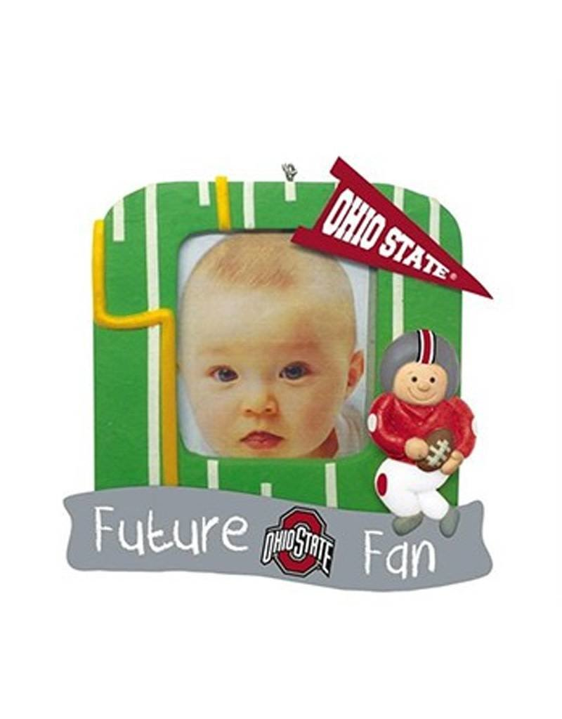 Ohio State University Future Fan Ornament Photo Frame