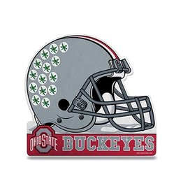 Ohio State University Helmet Shape Pennant