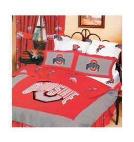 Ohio State University Twin Size Comforter Set