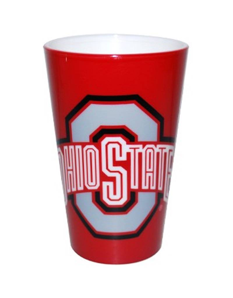 Ohio State Buckeyes Bathroom Tumbler