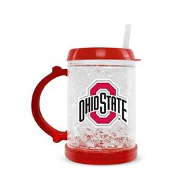 Ohio State University Junior Crystal Freezer Mug