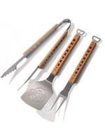 Ohio State Buckeyes 3 Piece BBQ Tool Set
