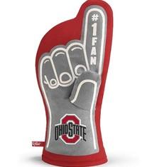 Ohio State University #1 Fan Oven Mitt
