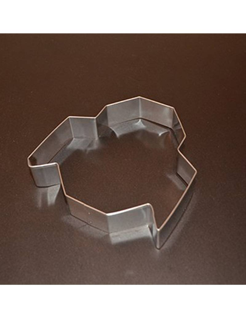 "Ohio State University Athletic ""O"" Cookie Cutter"