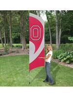 Ohio State University 8.5 Foot Team Flag