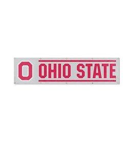 Ohio State University 8 Foot Banner