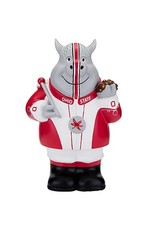 Forever Collectibles Ohio State University Caricature Piggy Bank