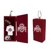 Ohio State University Team Locker Ornament