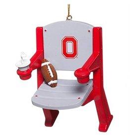 Ohio State University Stadium Chair Ornament