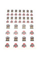 Ohio State University 88 Stickers