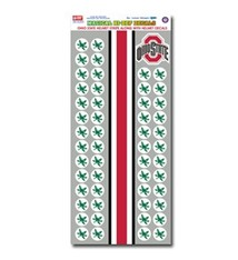 Wincraft Ohio State University Football Helmet Decals
