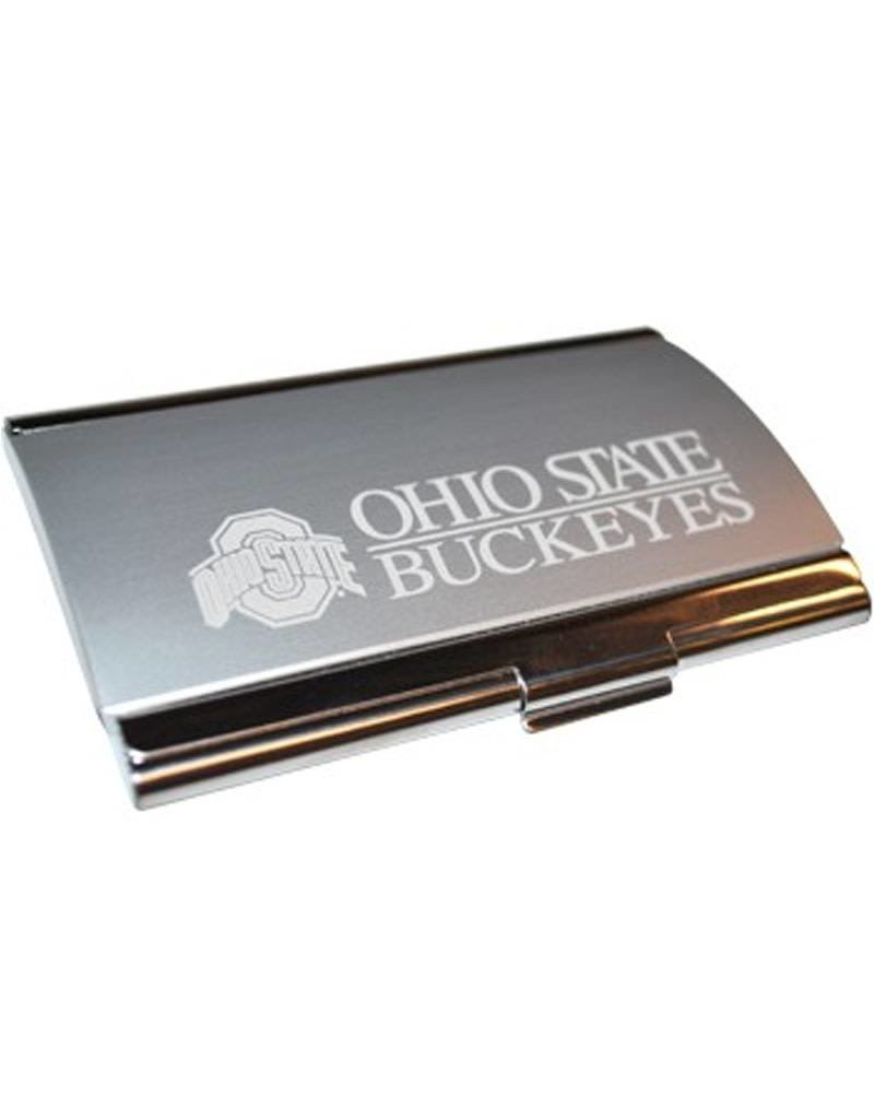Ohio State Buckeyes Business Card Case