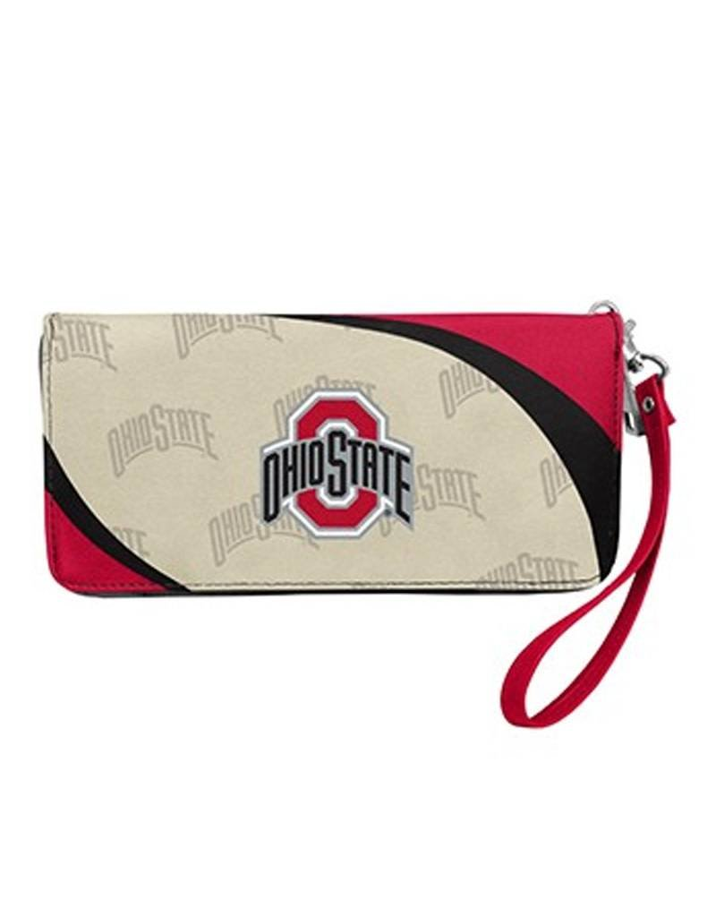 Ohio State University Curve Zip Organizer