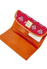 Dooney & Bourke Dooney & Bourke Ohio State University Continental Clutch
