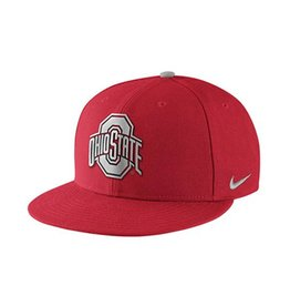 Nike Ohio State University True Flat Brim