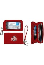 Ohio State University Deluxe Cell Phone Wallet