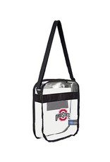 Ohio State University Clear Carryall Crossbody
