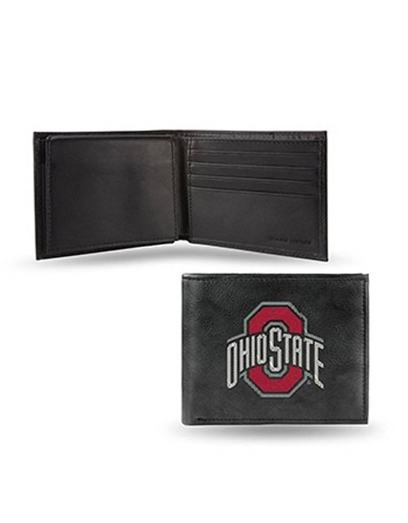 Ohio State University Embroidery Billfold