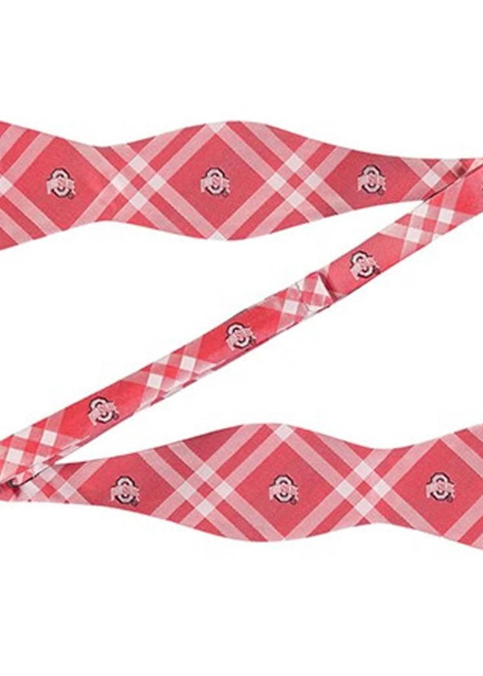 Ohio State University Self Tie Rhodes Bow Tie