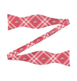 Ohio State University Self Tie Rhodes Bow Tie