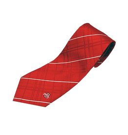 Ohio State University Oxford Woven Tie