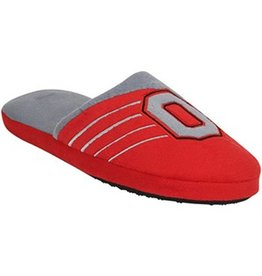 Forever Collectibles Ohio State University Logo Slide Slippers