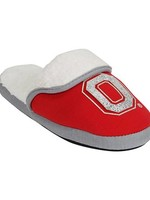 Forever Collectibles Ohio State University Women's Glitter Patch Slippers