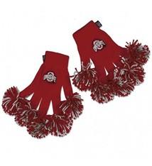 Wincraft Ohio State University Pom Pom Gloves