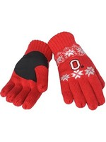 Forever Collectibles Ohio State University Lodge Gloves