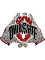Nike Ohio State University Vapor Knit Gloves