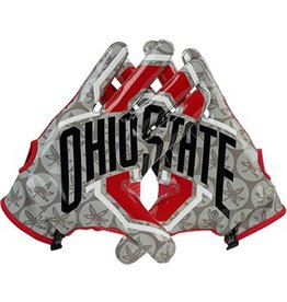 Nike Ohio State University Vapor Knit Gloves