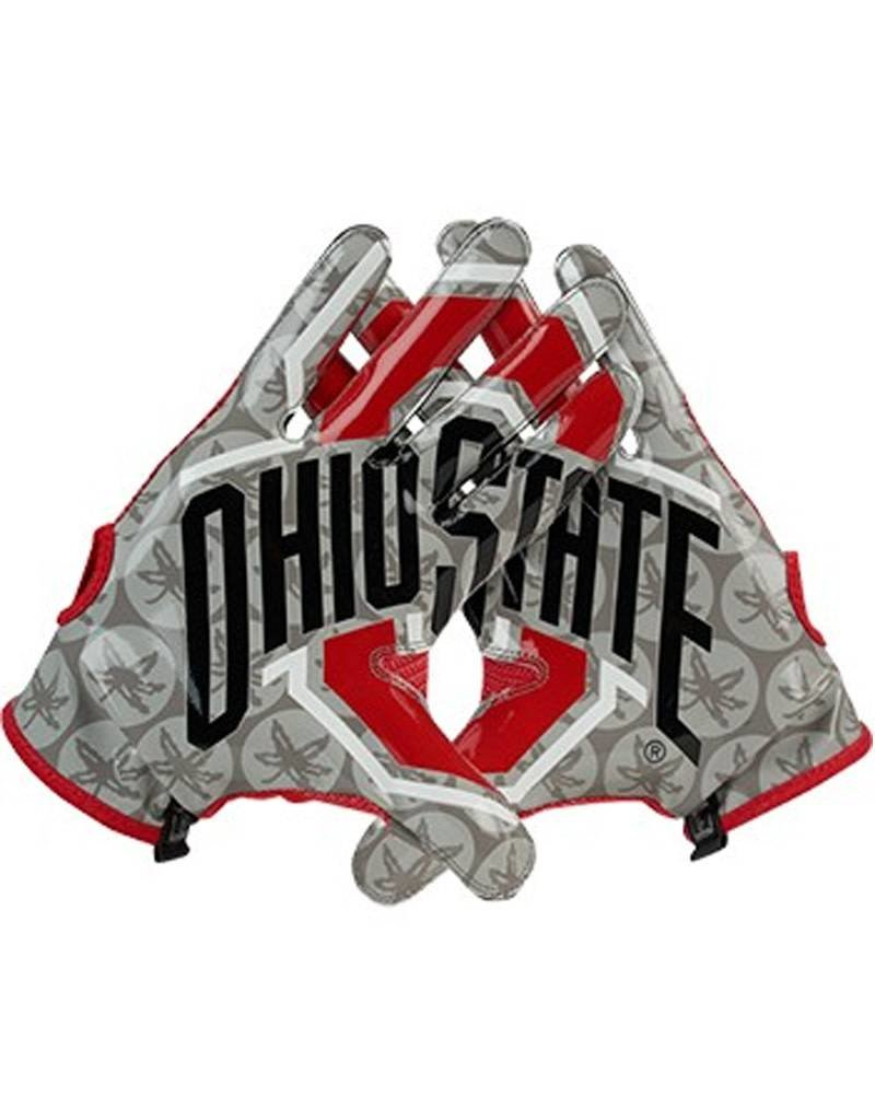 44ef08ee38d Ohio State University Vapor Knit Gloves - Everything Buckeyes