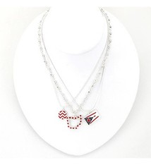 Ohio Traditions Trio Necklace