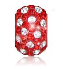 Sparkle Life Bright Red & White Polka Dot Sparklie