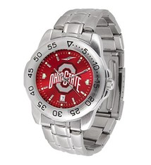 Ohio State University Steel Anochrome Watch