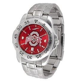 Ohio State University Steel Anochrome Watch