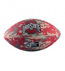 Ohio State University Mini Camo Football