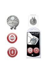 Ohio State University Cap Clip with Ball Markers