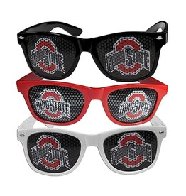 Ohio State University Athletic O Logo Sunglasses