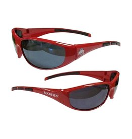 Ohio State University Wrap Sunglasses