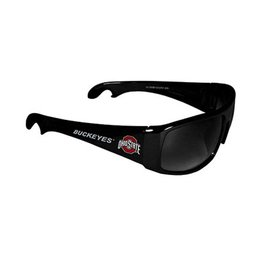 Ohio State University Wrap Bottle Opener Sunglasses