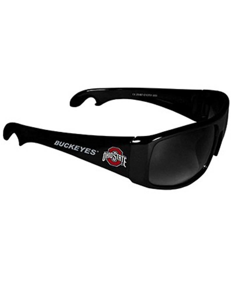 Ohio State University Wrap Bottle Opener Sunglasses